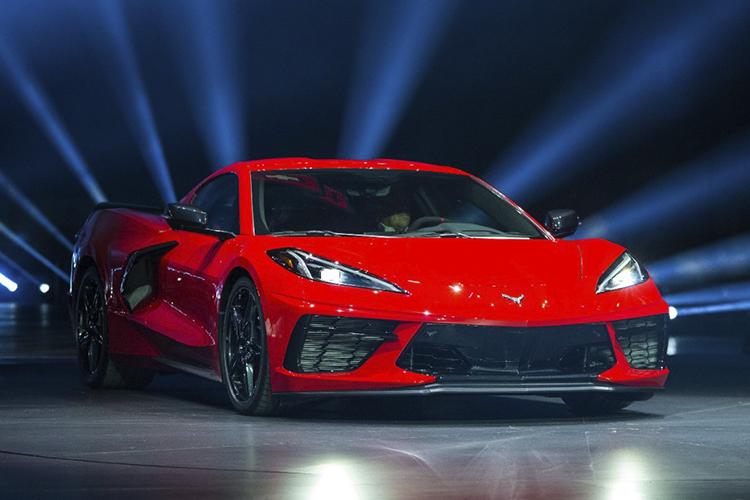 Chevrolet Corvette 2020 nuevo diseño y tecnología