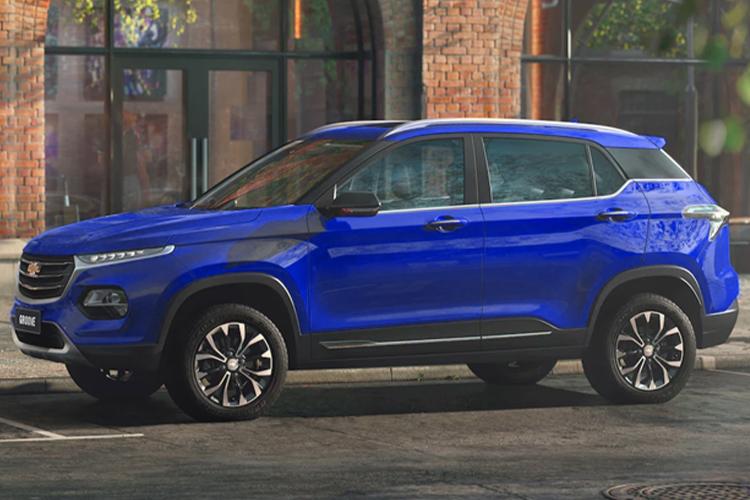 Chevrolet Groove 2022 llegará a México este año carrocería equipamiento desempeño