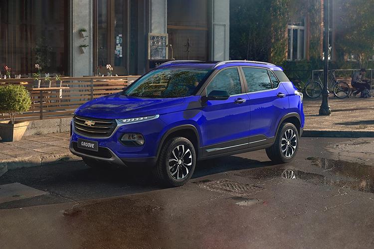 Chevrolet Groove 2022 llegará a México este año carrocería modelos SUV