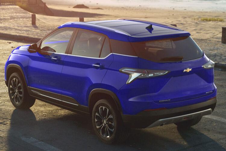 Chevrolet Groove 2022 llegará a México este año modelos diseño tecnología innovaciones equipamiento