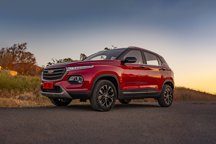 Chevrolet Groove - autos que llegarán a México en 2021