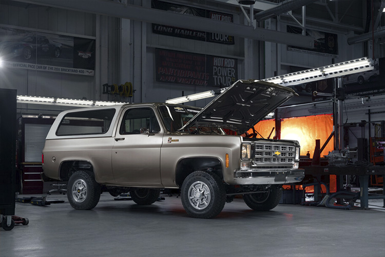 Chevrolet KIT Electric Connect and Cruise System conversión de vehículos
