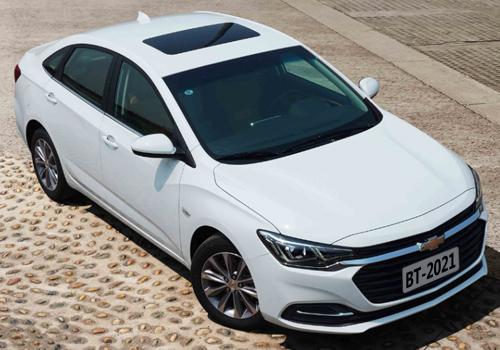 Chevrolet Monza nuevos modelos 2021 diseño tecnologia equipamiento