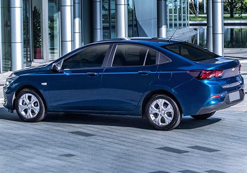 Chevrolet Onix 2020 en México