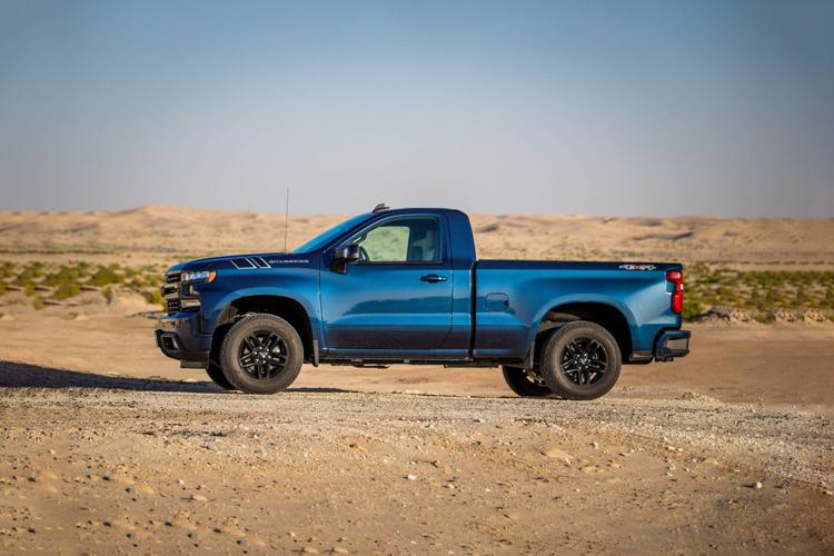 Chevrolet Silverado o Cheyenne llegará totalmente eléctrico autonomía 640 kilómetros