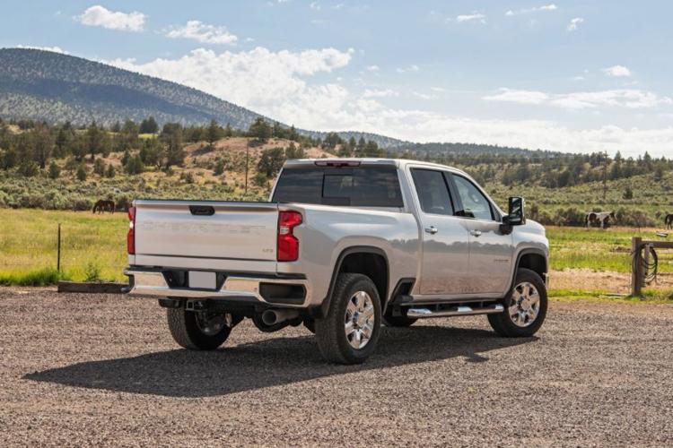 Cheyenne llegará totalmente eléctrico diseño carrocería