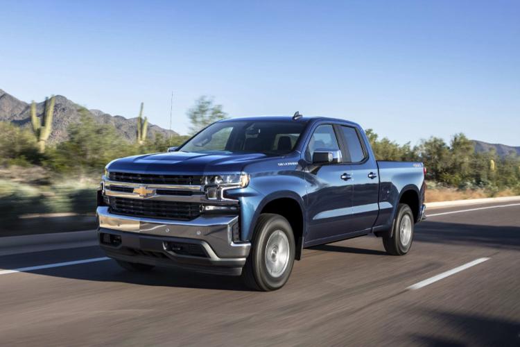Chevrolet Silverado o Cheyenne llegará totalmente eléctrico tecnología diseño innovaciones autonomía