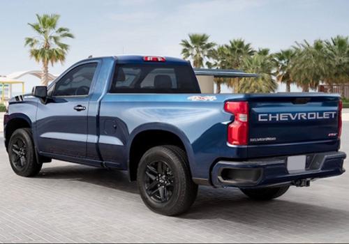 Cheyenne llegará totalmente eléctrico tecnologia innovaciones pickup carrocería