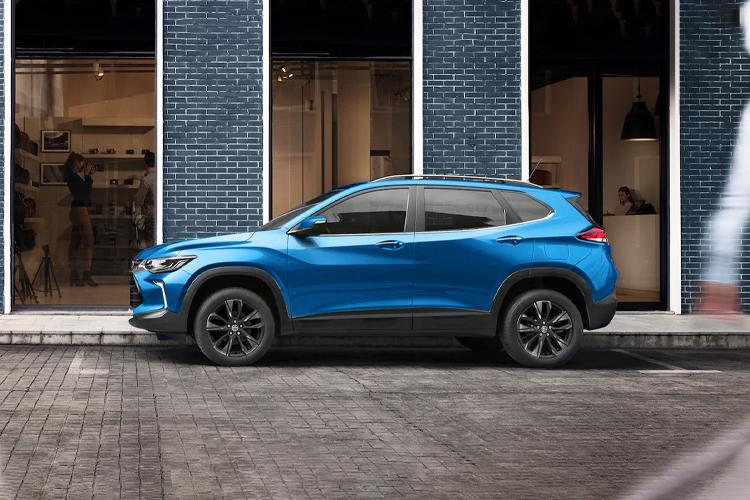 Chevrolet Tracker 2021 llega a México