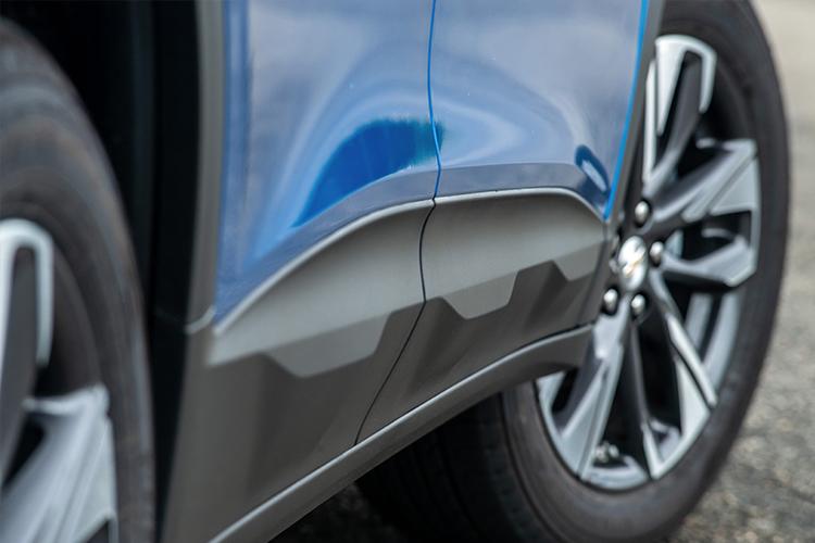 Chevrolet Tracker 2021 llegará a México diseño exterior