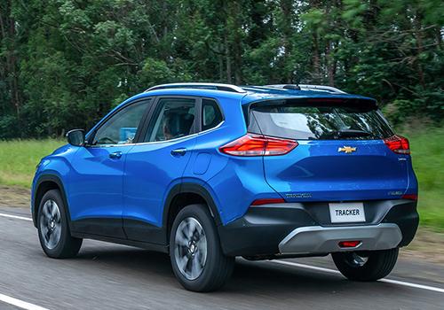 Chevrolet Tracker 2021 nuevos modelos