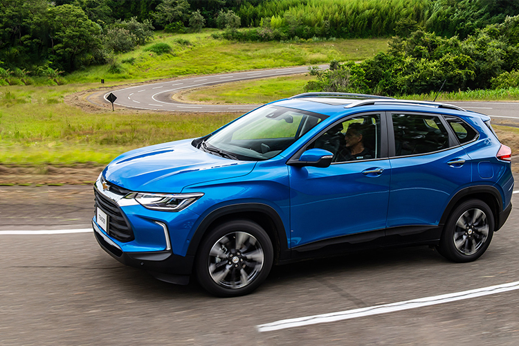 Chevrolet Tracker 2021 sustituye al Trax