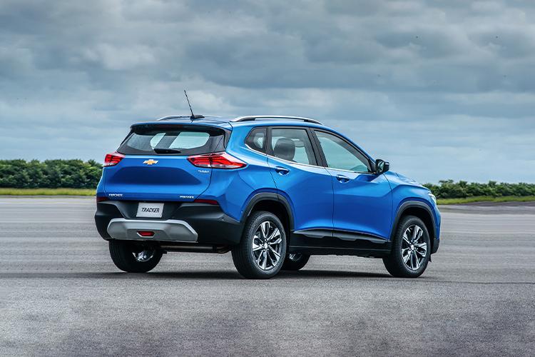 Chevrolet Tracker 2021 tecnologia