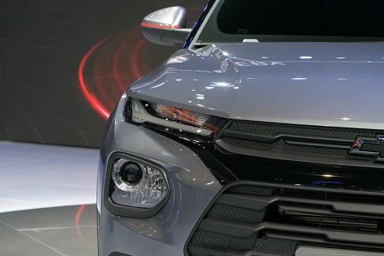 Chevrolet Trailblazer 2021 a la venta a principios de 2020