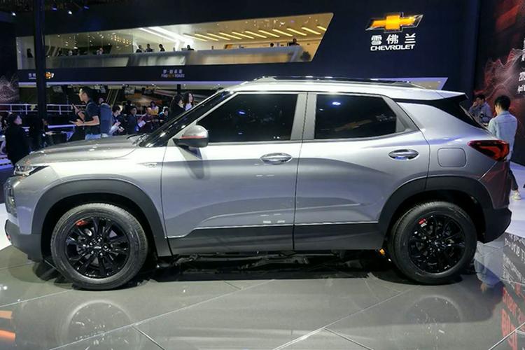 Chevrolet Trailblazer 2021, la SUV entre Trax y Equinox ...