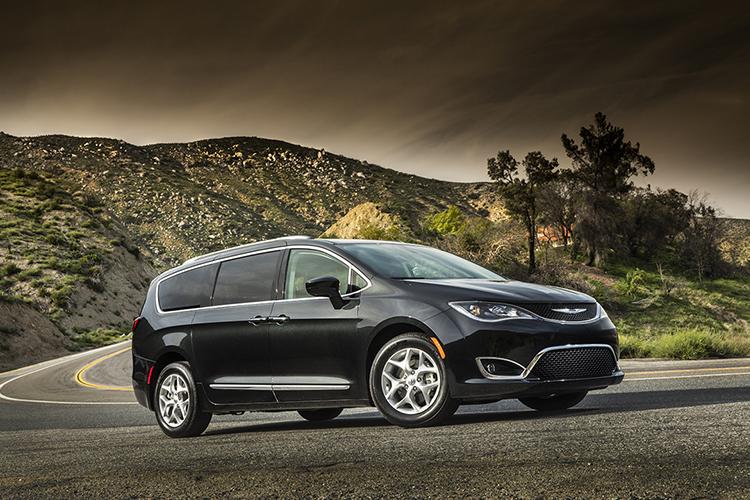 Chrysler Pacifica descuentos