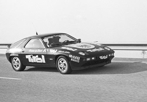 Circuito de pruebas Nardò desde 1975