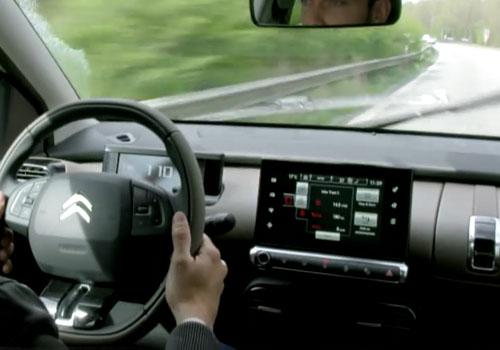 Citroën C4 Cactus con 12 sistemas de Seguridad Asistencia al Conductor