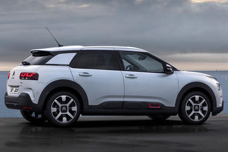 Citroën C4 Cactus, modelo que se va