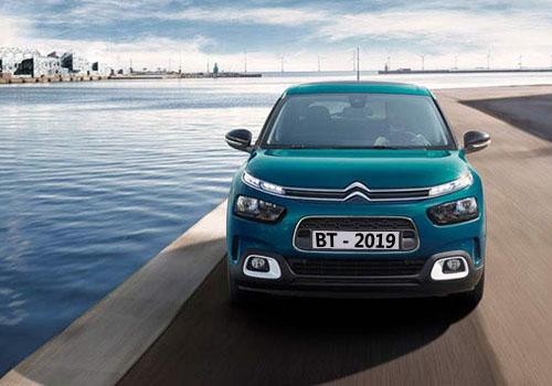 Citroën C4 Cactus nueva actualización para ultima version