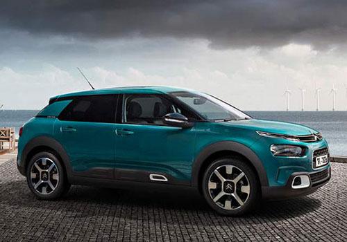 Citroën C4 Cactus potencia de hasta 170 Hp