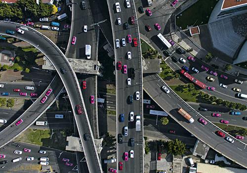 Ciudad de México presenta altos niveles de contaminación