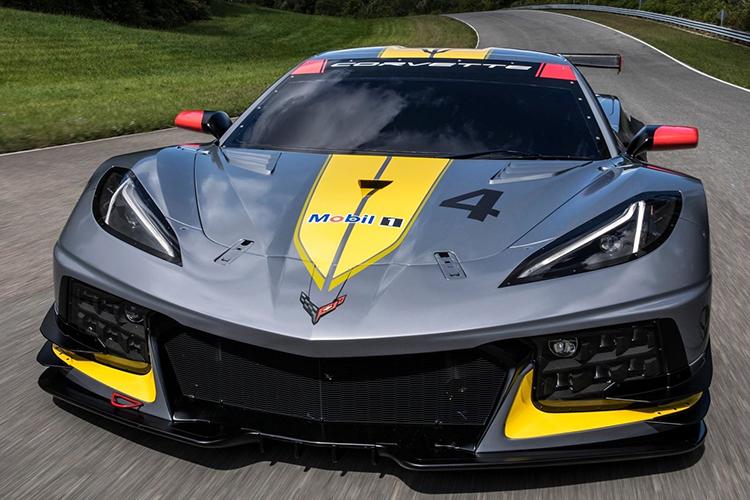 Corvette C8.R innovaciones