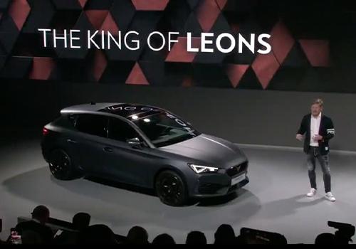 Cupra León nuevos modelos 2021 diseño tecnologia equipamiento