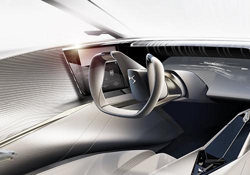 concept car motor