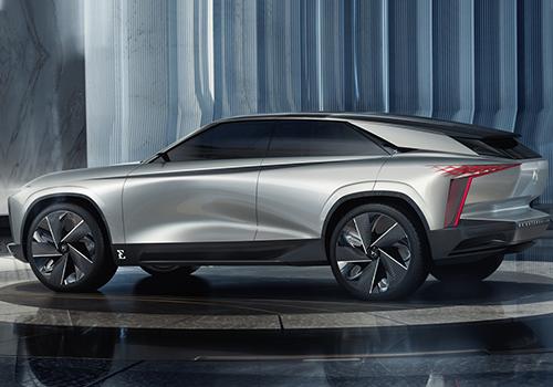 concept car nuevas tecnologías