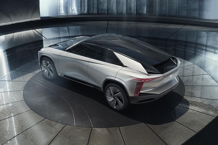 DS Aero Sport Lounge concept car tamaño