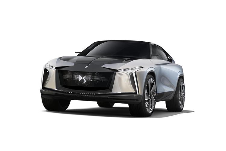 DS Aero Sport Lounge concept car