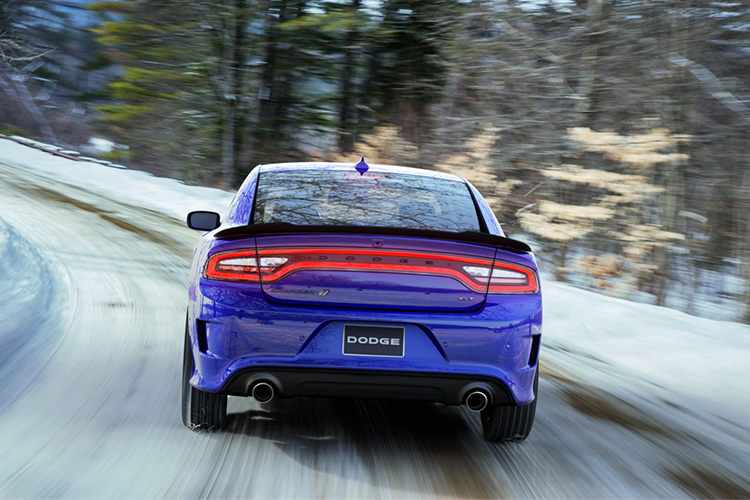 Dodge Charger GT AWD todoterreno