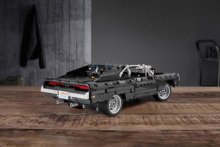 Dodge Charger R/T rápidos y furiosos