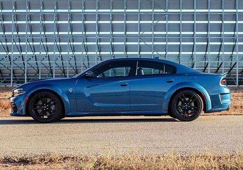 Dodge Charger SRT Hellcat Widebody innovaciones 2020