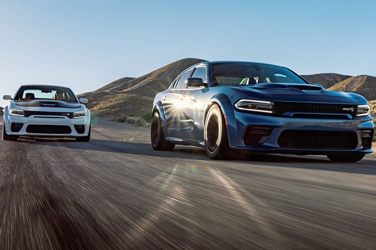 Dodge Charger SRT Hellcat Widebody vehiculo 2020