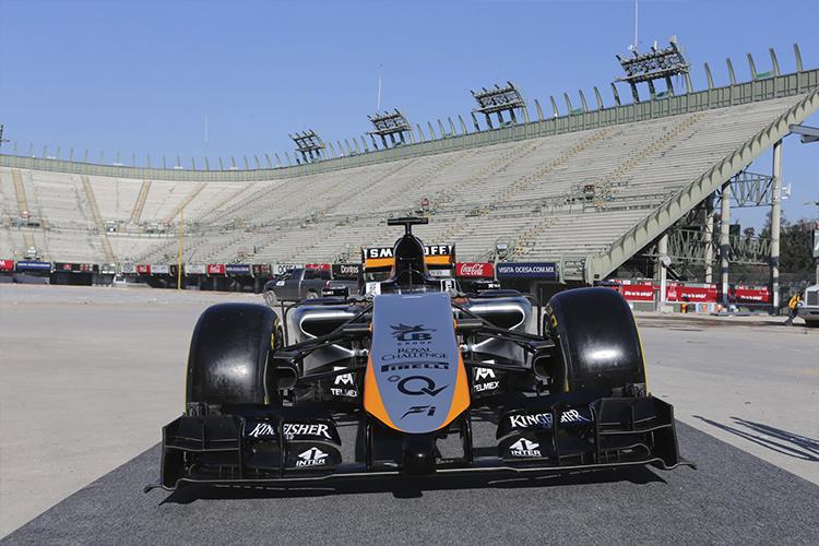 dríguez sede gran premio Fórmula 1 México
