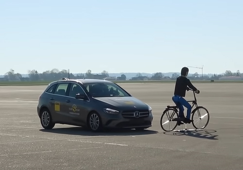 Euro NCAP integra nuevas medidas para calificar la seguridad de los vehiculos - desempeño