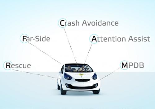 nuevas medidas para calificar la seguridad de los vehiculos - medidas de seguridad
