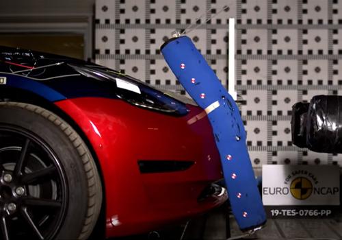 Euro NCAP integra nuevas medidas para calificar la seguridad de los vehiculos - nuevas pruebas