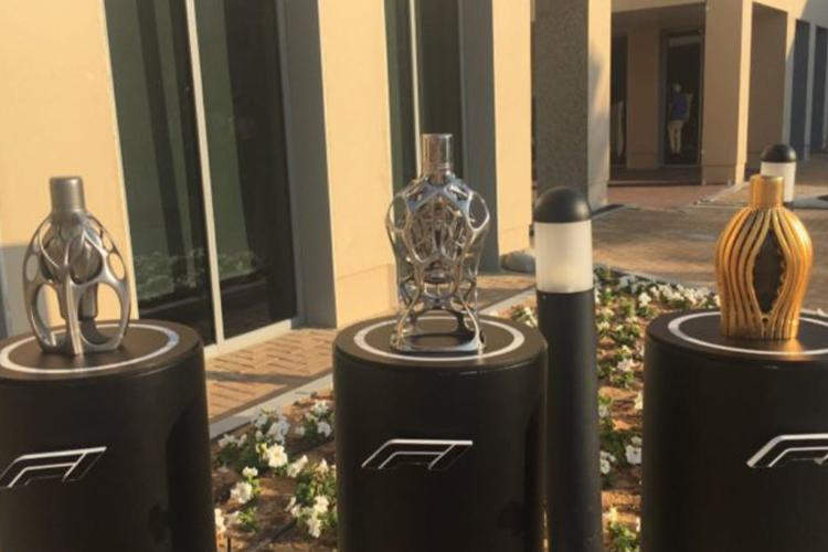 Fórmula 1 perfumes 3 perfumes