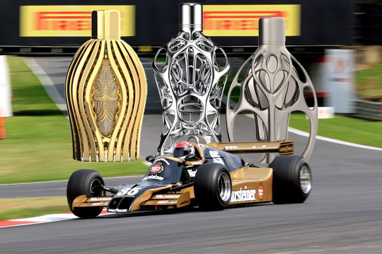 Fórmula 1 perfumes colección especial edicion especial