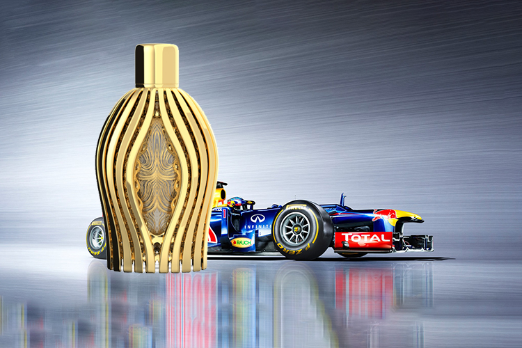 Fórmula 1 perfumes colección especial