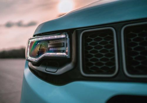 Faros del Jeep Grand Cherokee Trackhawk