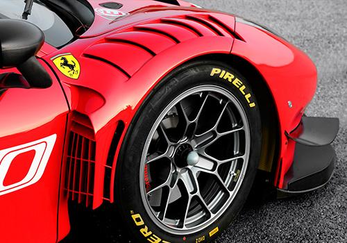 Ferrari 488 GT3 EVO llantas