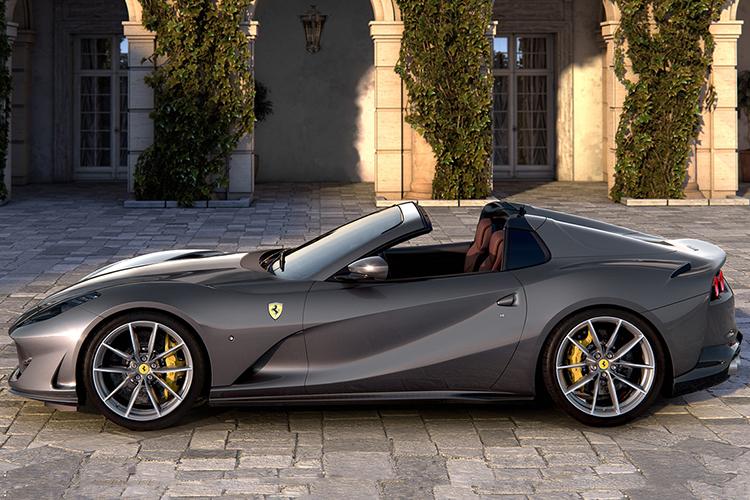 Ferrari 812 GTS biplaza