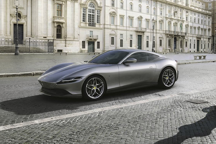 Ferrari Roma modelo deportivo