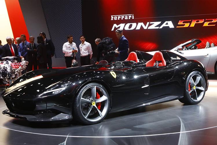 Ferrari monza SP2 biplaza