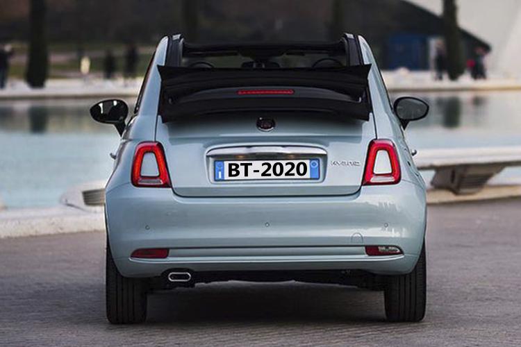 Fiat 500 Hybrid potencia