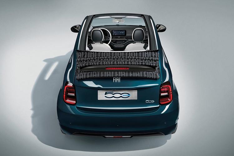 Fiat 500 nuevo electrico diseño